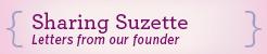 Sharing Suzette