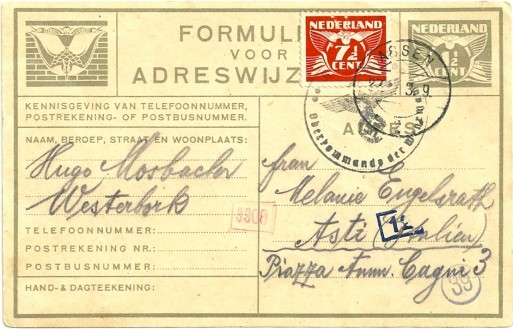 auschwitz postcard, auschwitz concentration camp postcard, naai auschwitz concentration camp