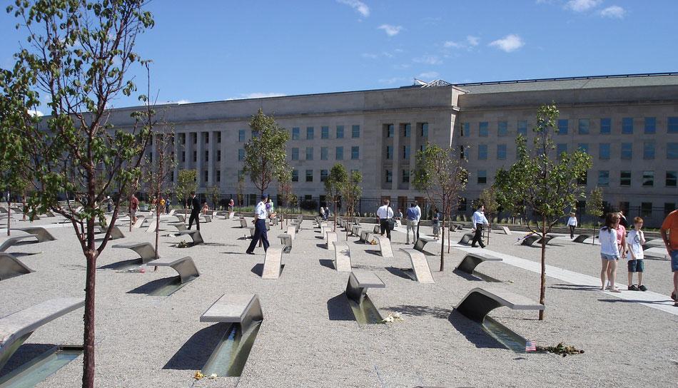 911 Memorial 5 Pentagon