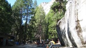 Yosemite Camp 4, Ground Zero and Metaphors of the Dying