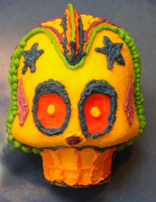 Mexican sugar Skull, dia de los muertos, how-to, memorial
