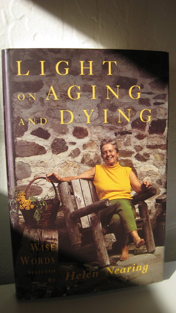 """aging and dying Link back to indexhtml quotations on aging and dying  all the passages below are taken from george sweeting's book """"the joy of successful aging"""" published in 2002."""