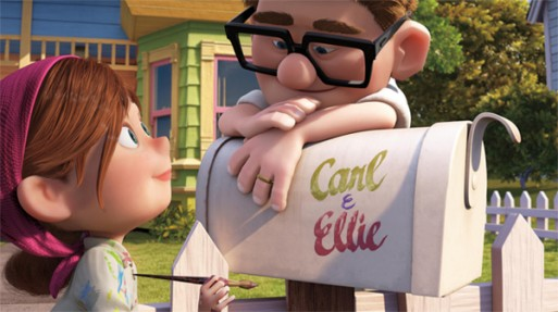 Carl And Ellie Of Up