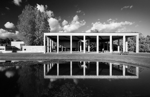 Woodland crematorium Portico, cremation, holocaust