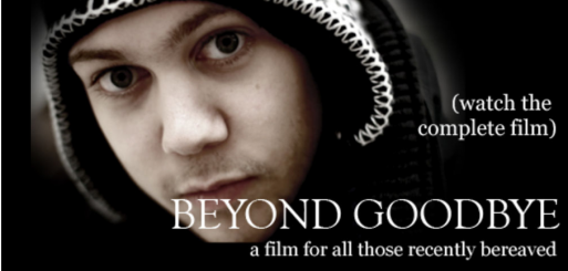 Beyond Goodbye, Grief, Art, Video, Death, Loss of a loved one