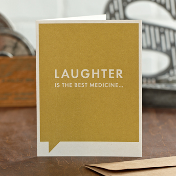 Frank and Funny, Cards, Sympathy gifts, Laughter as medicine, comedy, art, death, loss, aging