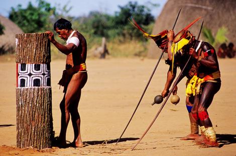 Native American Amazon Kuarap
