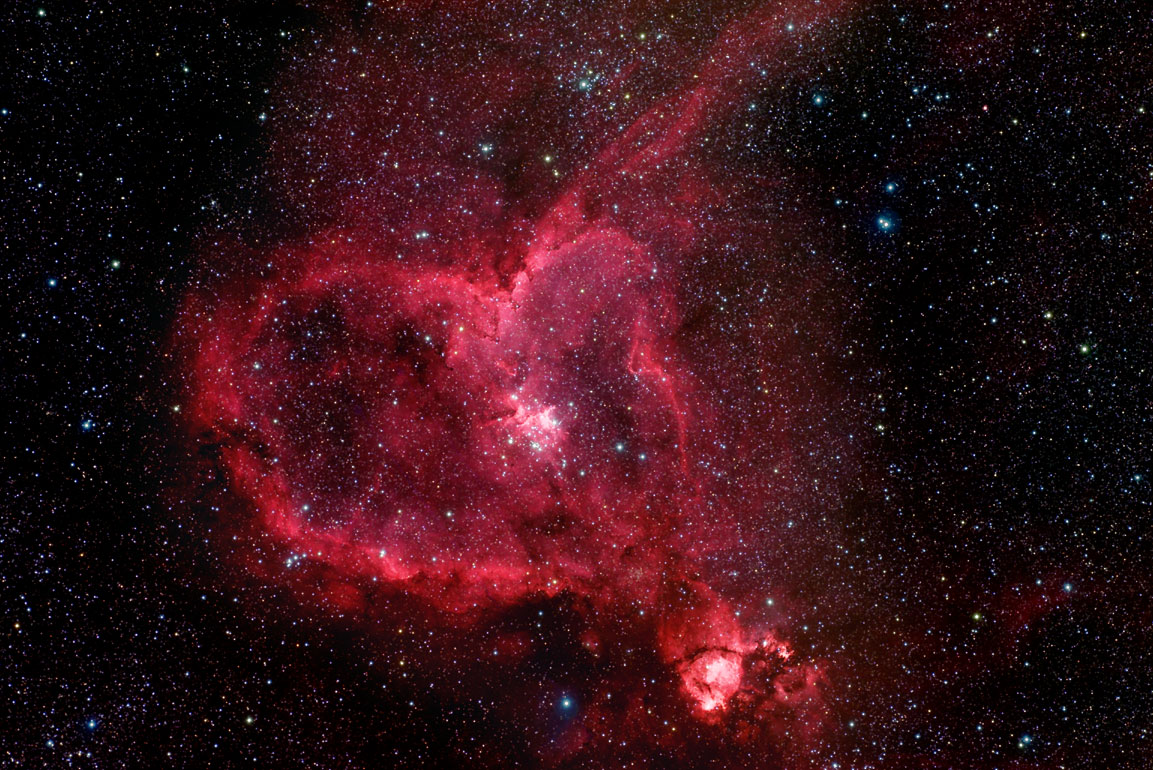 heart nebula - SevenPonds BlogSevenPonds Blog