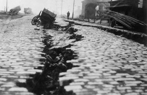 I Survived: the San Fransico Earthquake, 1906