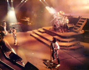 Queen live in Frankfurt, Germany