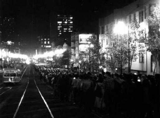 Harvey Milk Procession