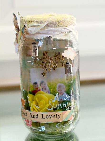 Beautiful Memory Jar Sevenponds Blogsevenponds Blog