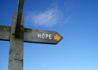sign of hope for those with complicated grief