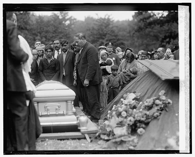 Fearing the Return of the Dead in Gypsy Burial Traditions