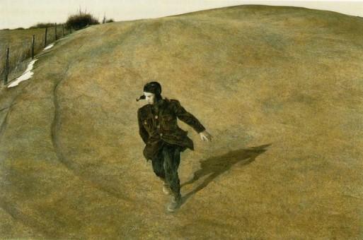 Winter, Winter Andrew Wyeth