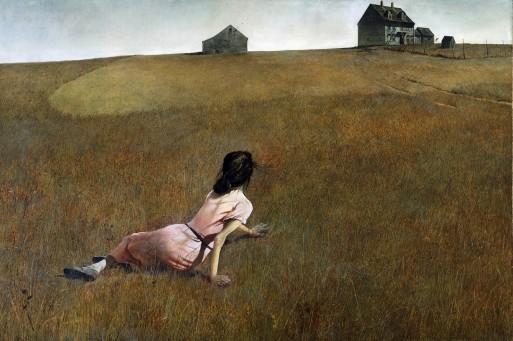 Andrew Wyeth, Christina's World,