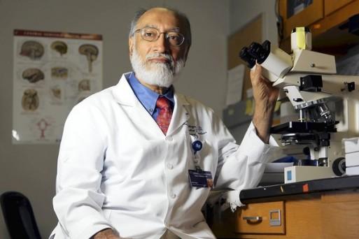 Dr. Teepu Siddique, ALS researcher, Dr. Siddique, ALS cure