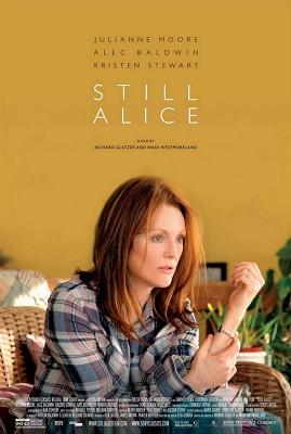 Still Alice, Alzheimer's