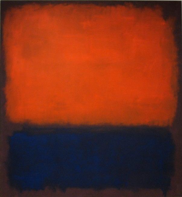 Rothko Paintings Black On Grey Price