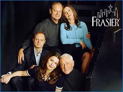 Frasier, Frasier series, End of Frasier, Frasier Crane