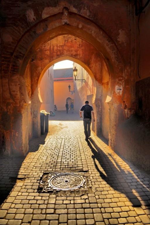 Morocco, Morocco street