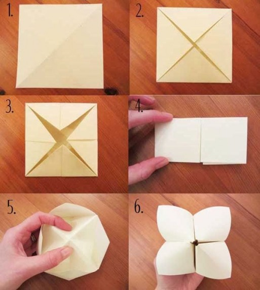 Make a Chinese fortune teller, make a cootie catcher, crafts for the grieving, Chinese fortune teller, Make a chinese fortune teller, grief crafts, Crafts for the griever, Stages of Grief, Coping with a loss