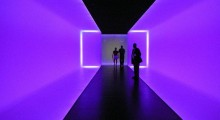 James Turrell, James Turrell artwork, James Turrell LACMA