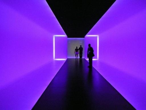 James Turrell Light Tunnel