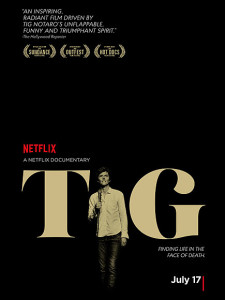 Cover of Tig Notaro's documentary