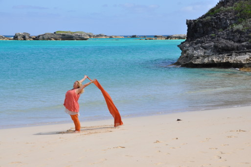 Yoga Pose to Help Confront Grief