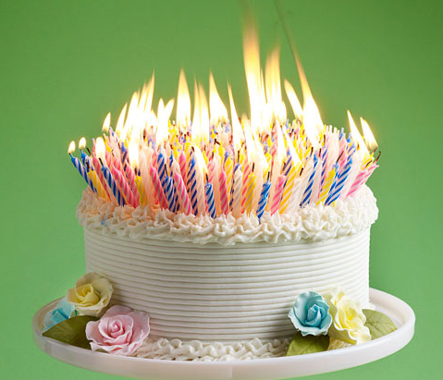 You Know Are Getting Old When The Candles Cost More Than Cake