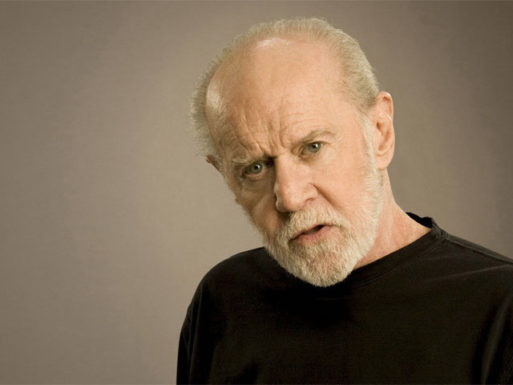 Geroge Carlin confused about premature death