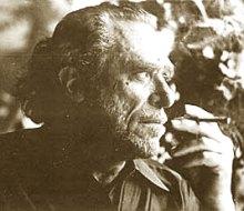 American poet Charles Bukowski (Credit: wikimedia.org)