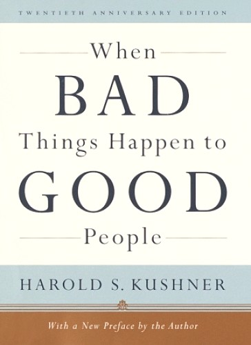 Cover When Bad Things Happen to Good People