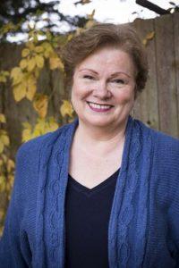 Photo of author Pamela Blair