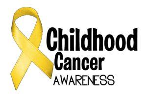 Childhood Cancer, Awareness, Gold Ribbon