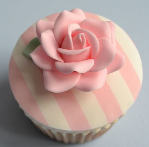 Frosting on cupcake about funny saying