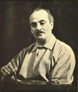 Poet Khalil Gibran