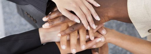 Hands touching denote universal human need for support in times of grief is universal