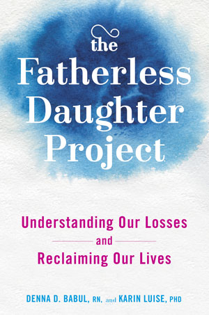 Cover Fatherless Daughter Project