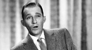 Bing Crosby singing I'll be Home for Christmas