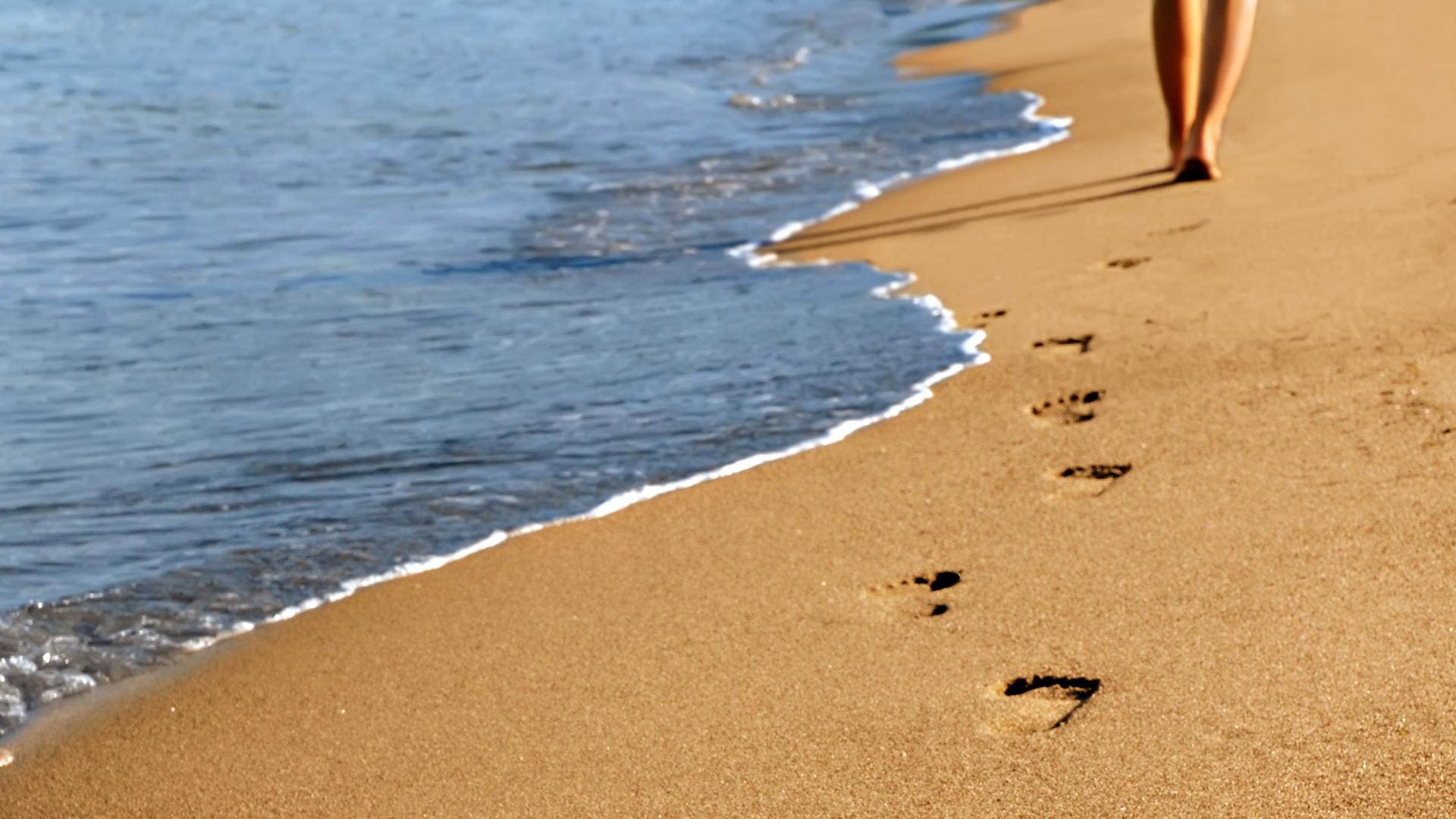 footprints in the sand by leona lewis sevenponds blogsevenponds blog
