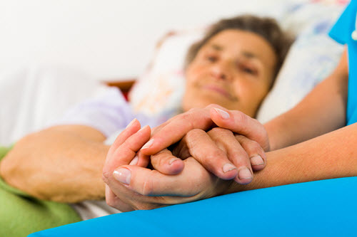 Most people who choose medical aid in dying are already receiving hospice care(Credit:thedenverhospice.org)