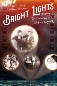 The poster for Bright Lights, the documentary about Debbie Reynolds and Carrie Fisher