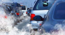 Auto traffic spews pllutants into the air increasing dementia risk