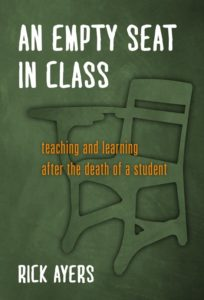 "The book cover of ""An Empty Seat in Class"""