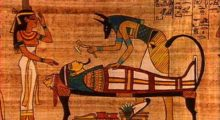 erly egyptian death ritual