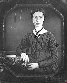 Poet Emily Dickinson
