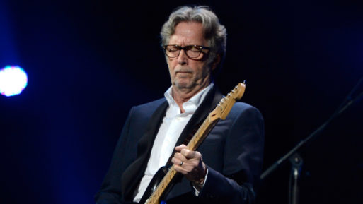 Eric Clapton, who wrote Tears in Heaven
