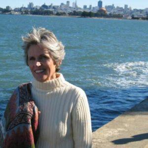 Carol Kearns in SFO